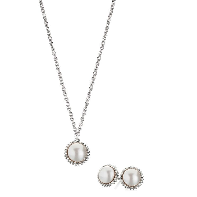 Chamilia Pearl Jewellery Set - Product number 4963334