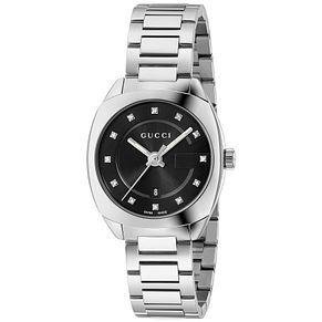 Gucci GG2570 Ladies' Diamond Stainless Steel Bracelet Watch - Product number 4963431