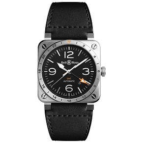 Bell & Ross Men's Stainless Steel Strap Watch - Product number 4964500