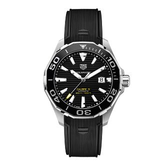 TAG Heuer Aquaracer Men's Stainless Steel Strap Watch - Product number 4964527
