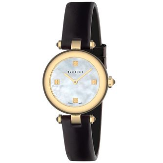 Gucci Ladies' Gold PVD Strap Watch - Product number 4966236