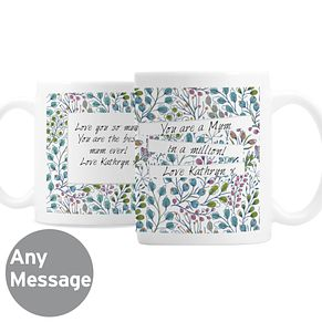 Personalised Botanical Mug - Product number 4969723