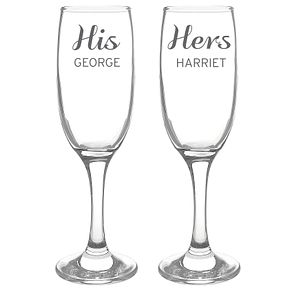 Classic Pair of Flutes - Product number 4970462
