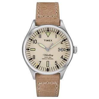 Timex Waterbury Ladies' Natural Dial Watch - Product number 4978153