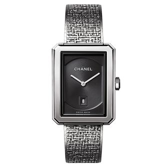 Chanel Boyfriend Ladies' Stainless Steel Bracelet Watch - Product number 4980352