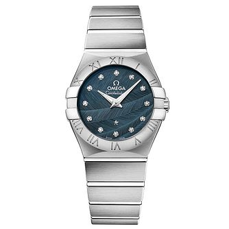 Omega Constellation Quartz Ladies' Bracelet Watch - Product number 4981146