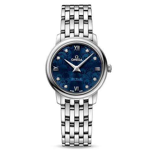 Omega De Ville Prestige Quartz Ladies' Bracelet Watch - Product number 4981243