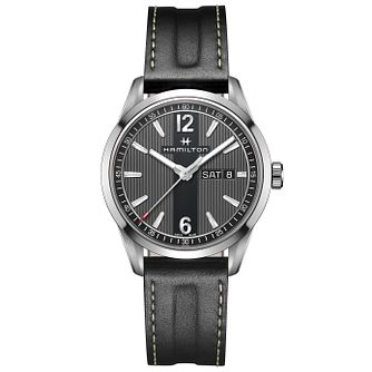 Hamilton Broadway Men's Stainless Steel Strap Watch - Product number 4995058