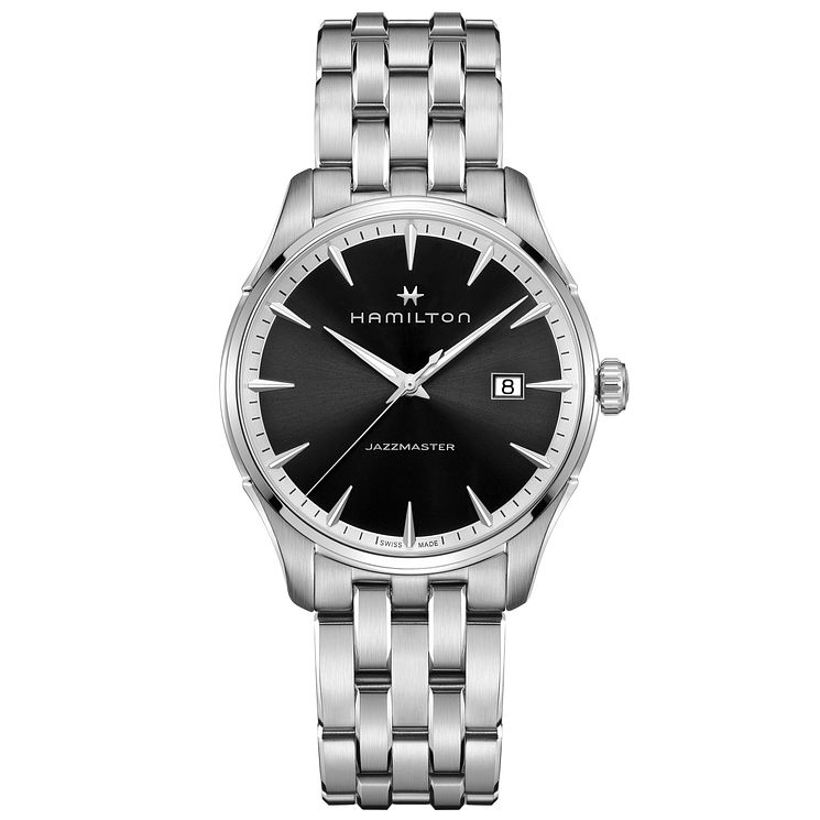Hamilton Men's Stainless Steel Bracelet Watch - Product number 4995171
