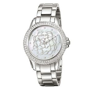 Folli Follie Ladies' Stainless Steel Bracelet Watch - Product number 5000645
