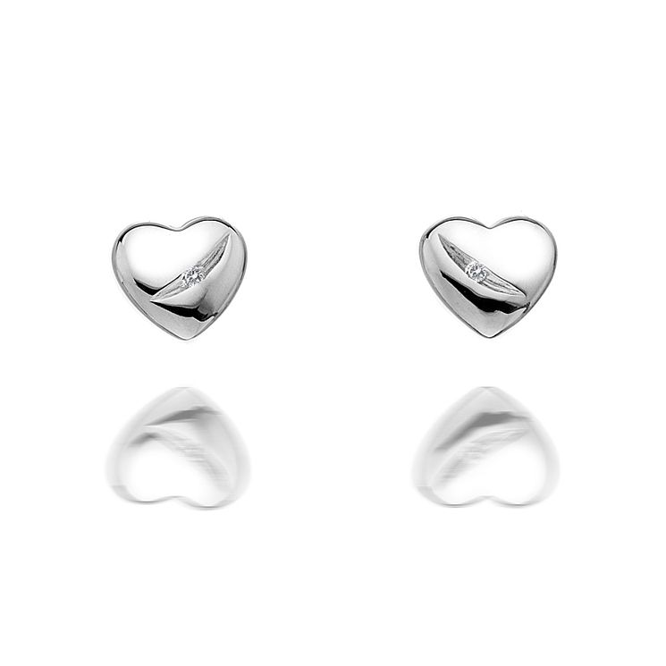 Hot Diamonds Silver Shooting Stars Earrings - Product number 5000661