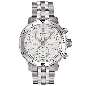 Tissot Men's Stainless Steel Bracelet Watch - Product number 5001668