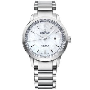 Eterna Ladies' Tangaroa Stainless Steel Bracelet Watch - Product number 5004926