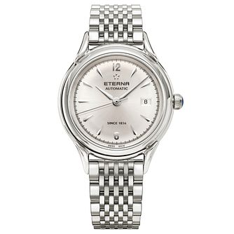 Eterna Ladies' Heritage Stainless Steel Bracelet Watch - Product number 5005086