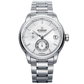 Eterna Men's Adventic Stainless Steel Bracelet Watch - Product number 5005280
