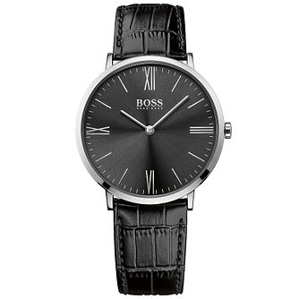 Hugo Boss Men's Stainless Steel Strap Watch - Product number 5006848