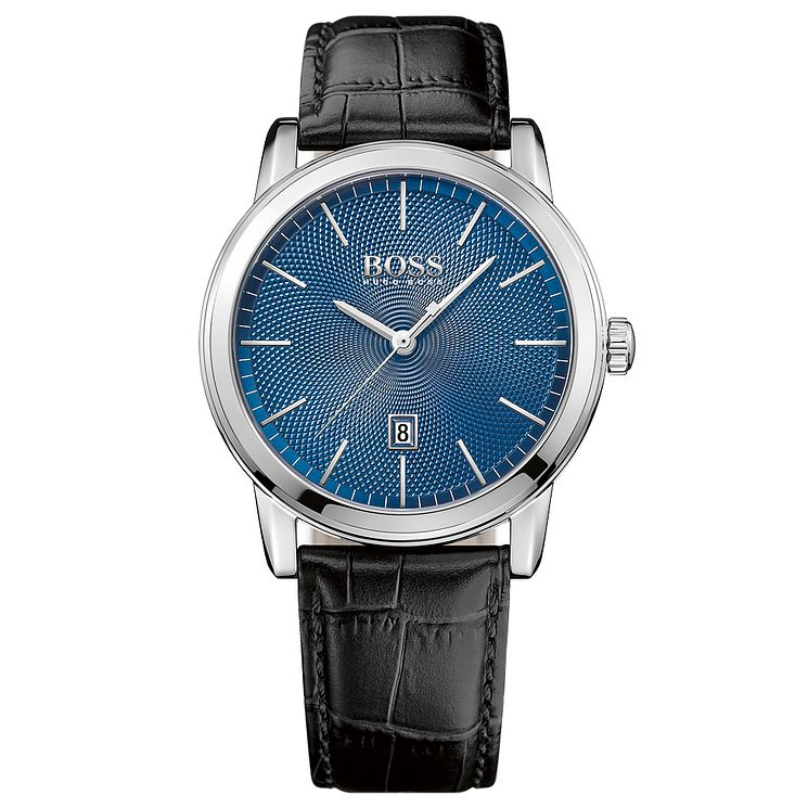 Hugo Boss Men's Stainless Steel Strap Watch - Product number 5006937
