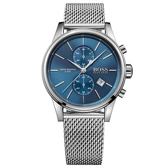 Hugo Boss Jet Men's Stainless Steel Bracelet Watch - Product number 5007003