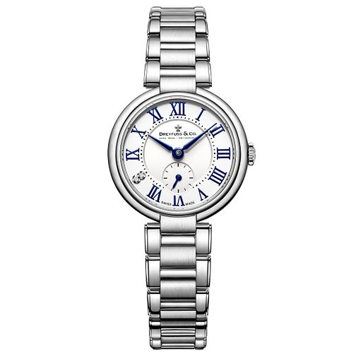 Dreyfuss & Co 1974 Ladies' Stainless Steel Bracelet Watch - Product number 5007429