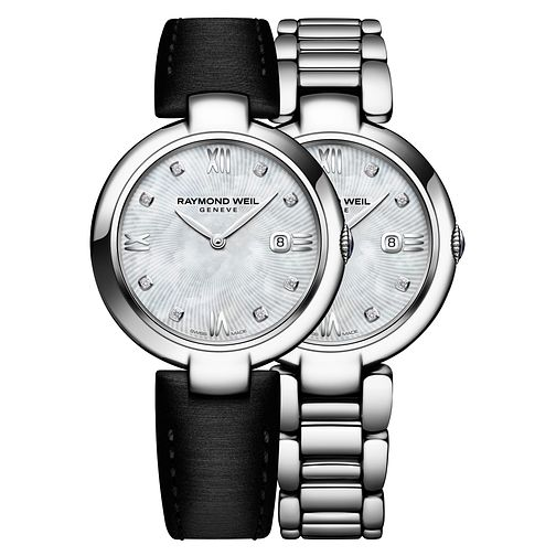 Raymond Weil Ladies' Interchangeable Strap Watch - Product number 5007747