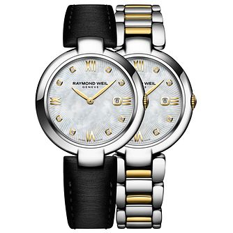 Raymond Weil Ladies' Interchangeable Strap Watch - Product number 5007755