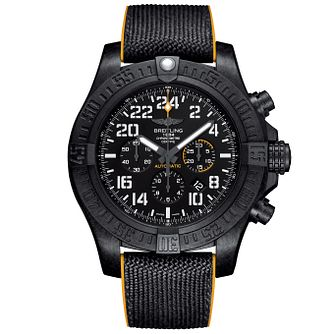 Breitling Avenger Hurricane Men's Ion Plated Strap Watch - Product number 5008123