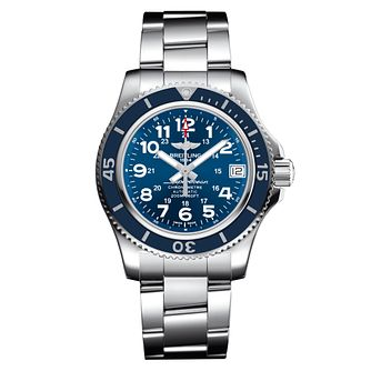 Breitling Super Ocean II 36 Ladies' Stainless Steel Watch - Product number 5008670