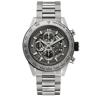 TAG Heuer Carrera Men's Titanium Bracelet Watch - Product number 5008948