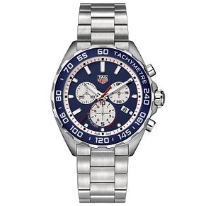 TAG Heuer F1 Men's Stainless Steel Bracelet Watch - Product number 5009367