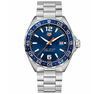 TAG Heuer F1 Men's Stainless Steel Bracelet Watch - Product number 5009480