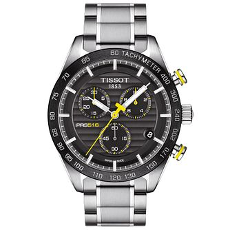 Tissot PRS516 Men's Stainless Steel Bracelet Watch - Product number 5009650