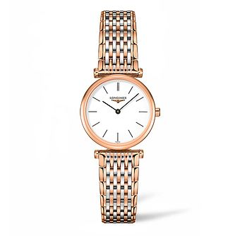 Longines La Grande Classique Ladies' Two Colour Watch - Product number 5011388