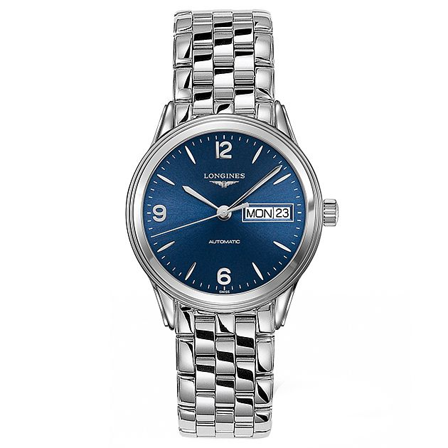Longines Flagship Ladies' Blue Dial Bracelet Watch - Product number 5011418