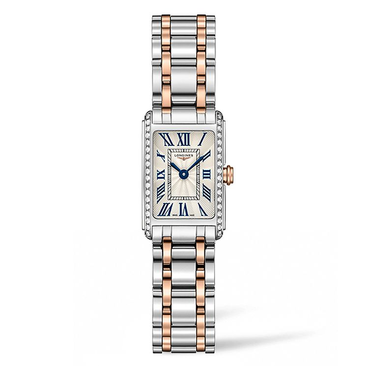 Longines DolceVita Ladies' Two Colour Bracelet Watch - Product number 5011450