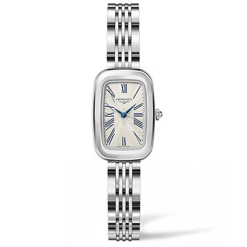 Longines Equestrian Ladies' Stainless Steel Bracelet Watch - Product number 5011477