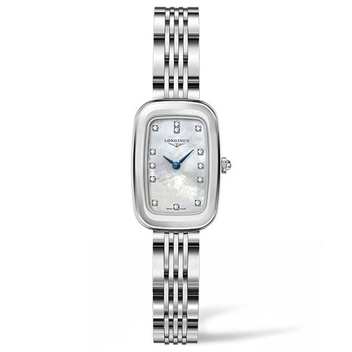 Longines Equestrian Ladies' Diamond Bracelet Watch - Product number 5011485
