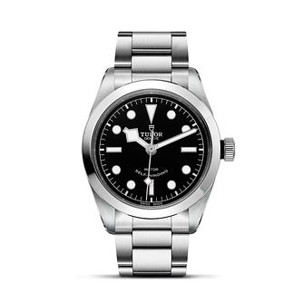 Tudor Black Bay Men's Stainless Steel Bracelet Watch - Product number 5031133