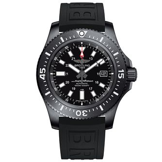 Breitling Superocean 44 Men's Stainless Steel Strap Watch - Product number 5039185