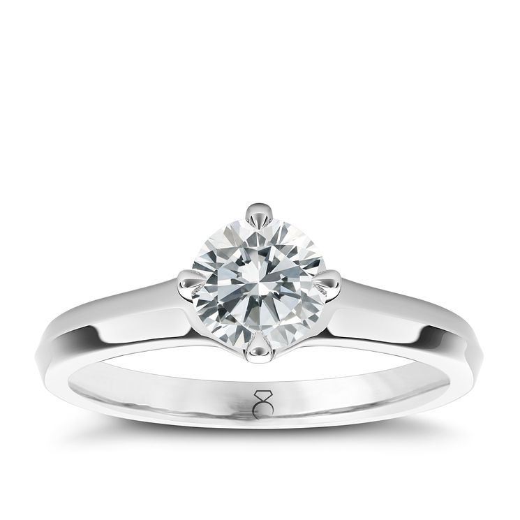 The Diamond Story Platinum 1.25ct diamond solitaire - Product number 5047676