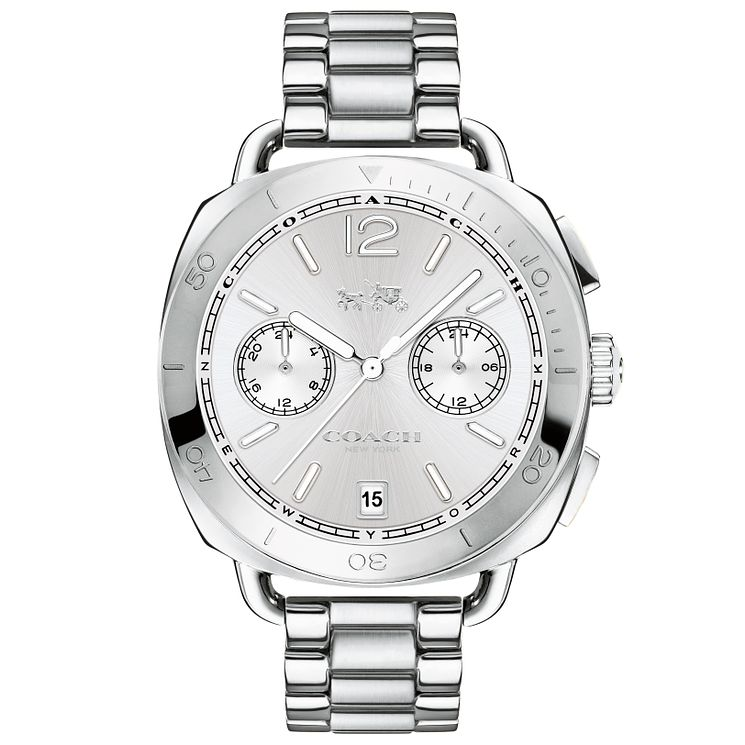 Coach Tatum Ladies' Stainless Steel Bracelet Watch - Product number 5053722