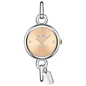 Coach Hangtag Stainless Steel Bangle - Product number 5053854