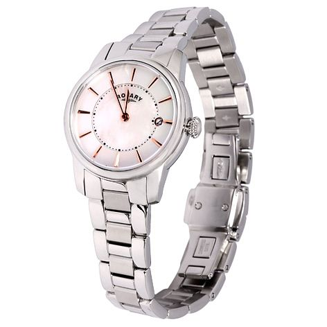 Rotary Ladies' Stainless Steel Bracelet Watch - Product number 5056950
