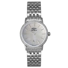 Rotary Ladies' Stainless Steel Bracelet Watch - Product number 5057078