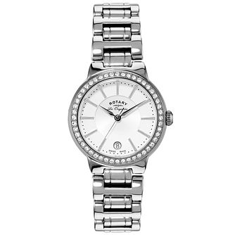 Rotary Les Originales Ladies' Stainless Steel Bracelet Watch - Product number 5057108