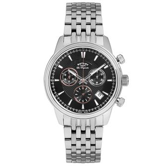 Rotary Les Originales Men's Stainless Steel Bracelet Watch - Product number 5057671