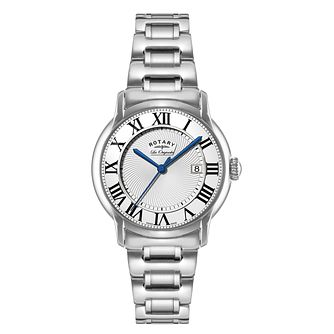 Rotary Les Originales Men's Stainless Steel Bracelet Watch - Product number 5057728