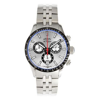 Rotary Les Originales Men's Stainless Steel Bracelet Watch - Product number 5057744