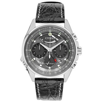 Citizen Calibre 2100 Men's Stainless Steel Strap Watch - Product number 5066921
