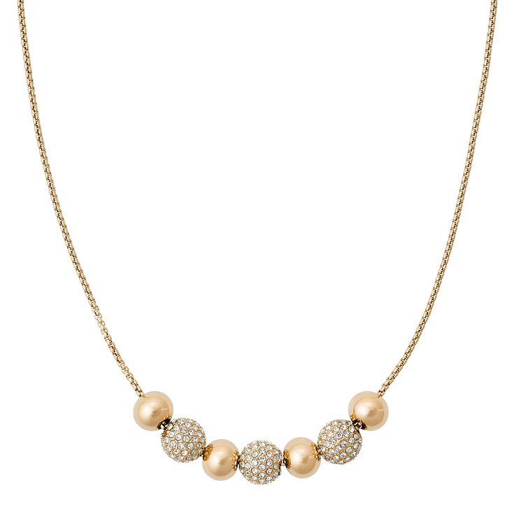 Michael Kors Gold Tone Necklace - Product number 5072999