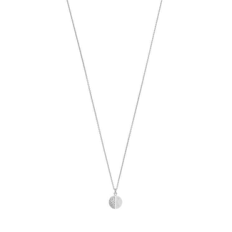 Emporio Armani Silver Winter Pearl Necklace - Product number 5074886